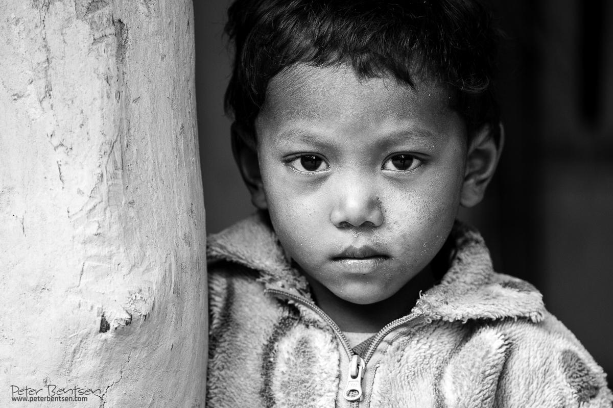 Nepal boy